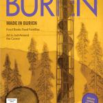 Burien Cover. Artwork.