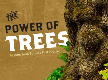 The Power of Trees: Lessons from Burien's First Peoples